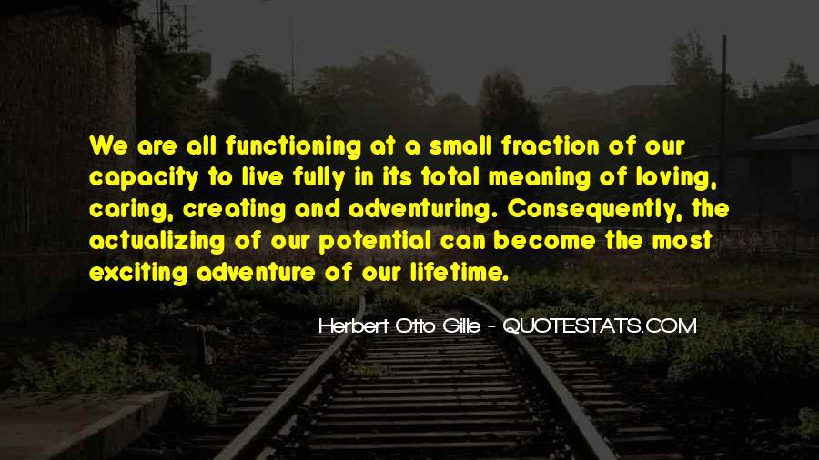 Herbert Otto Quotes #666293