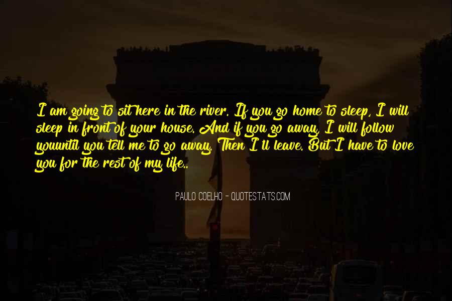 Here I Am For You Quotes #316270