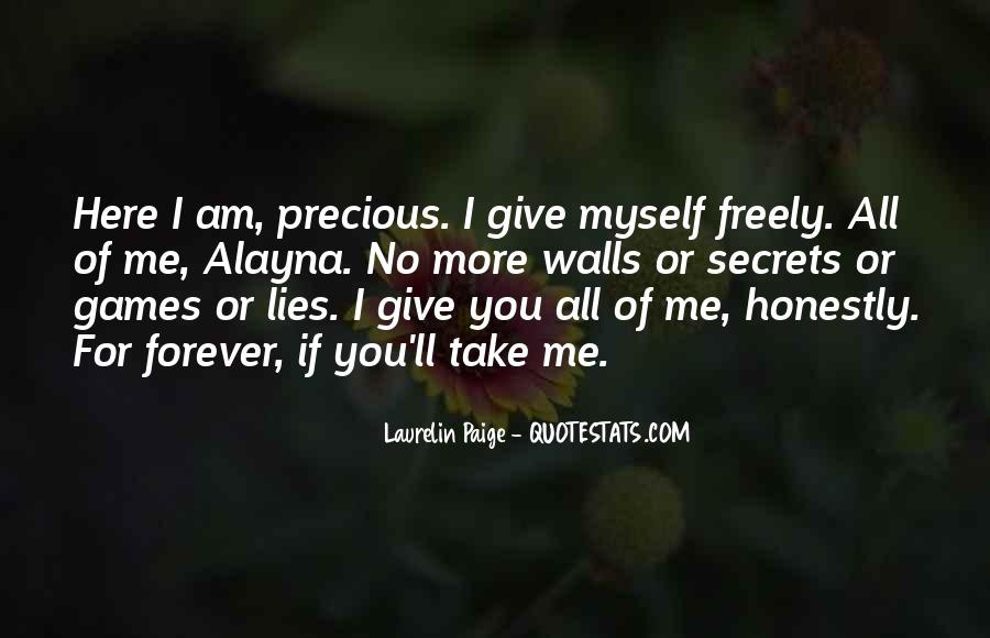 Here I Am For You Quotes #858571