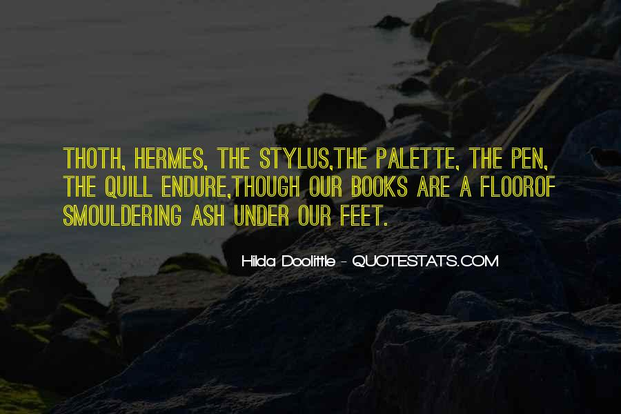 Hermes Thoth Quotes #1760181
