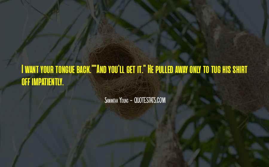 Hero Samantha Young Quotes #1014784