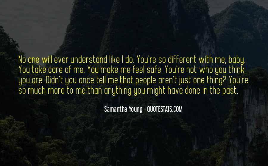 Hero Samantha Young Quotes #938306