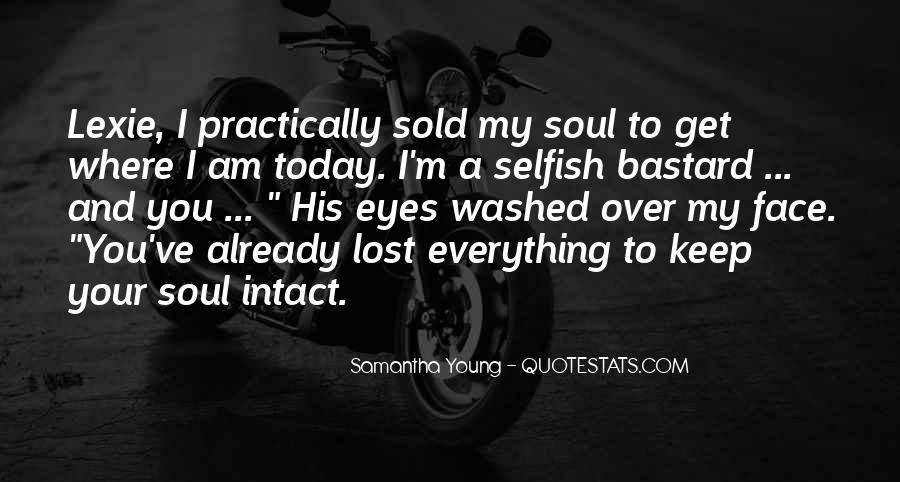 Hero Samantha Young Quotes #967431