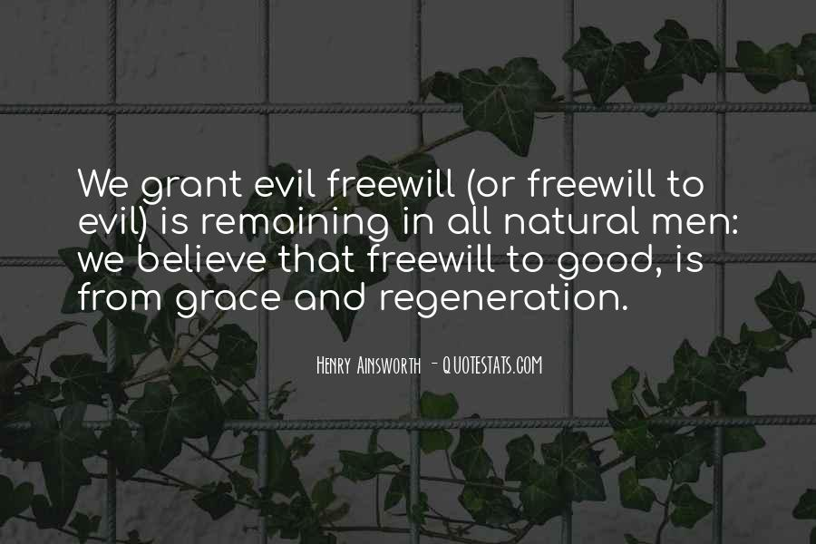 Quotes About Freewill #625842