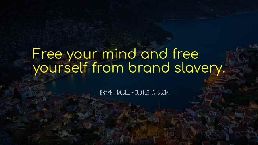 Quotes About Freewill #663013