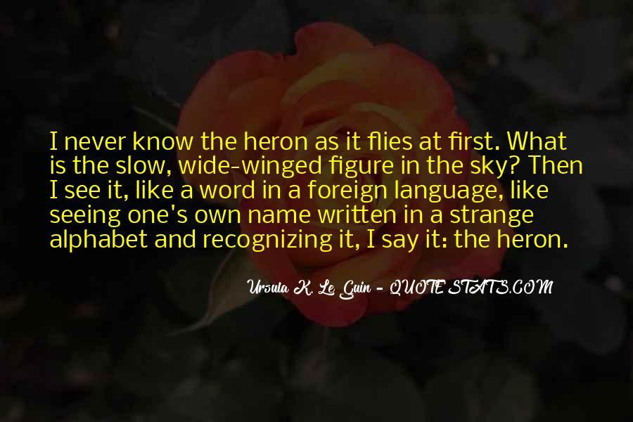 Heron Quotes #1146212