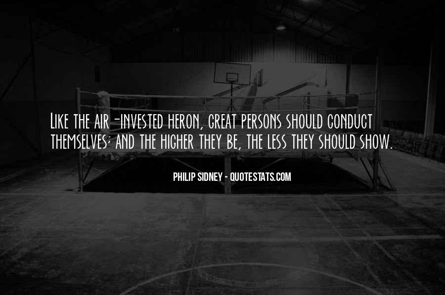 Heron Quotes #265019