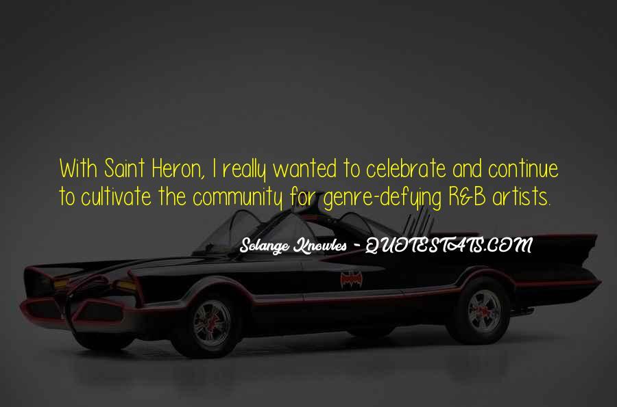 Heron Quotes #810706
