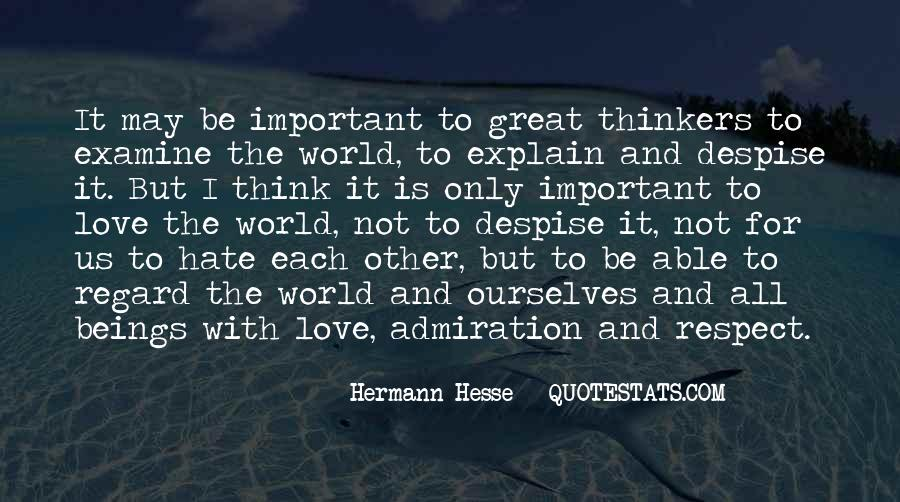 Top 100 Hesse Quotes Famous Quotes Sayings About Hesse