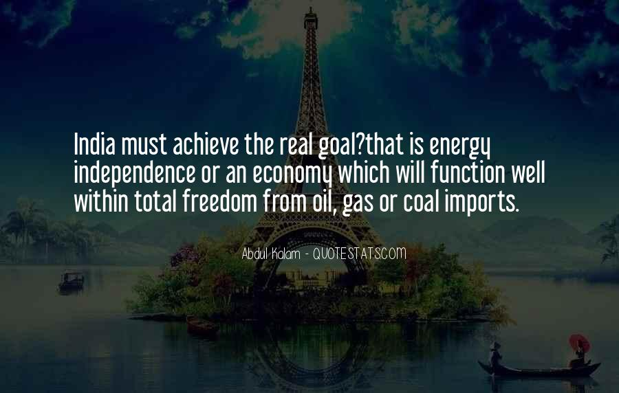 Quotes About Freedom Of India #130295