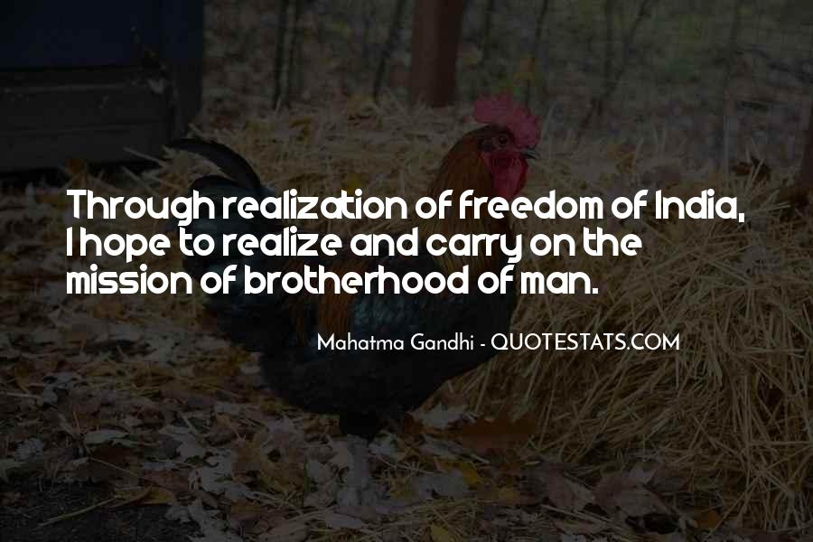 Quotes About Freedom Of India #1814879