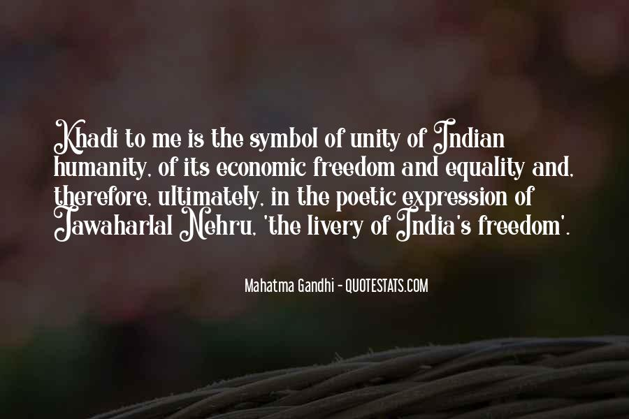 Quotes About Freedom Of India #572087