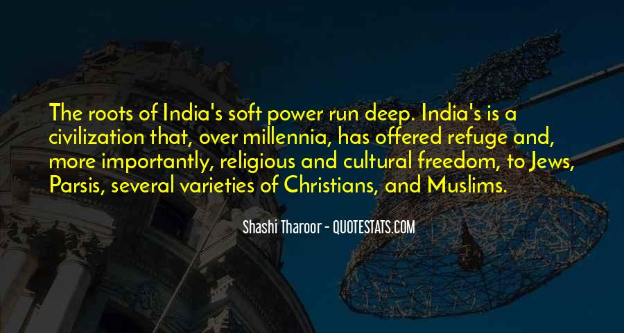 Quotes About Freedom Of India #72784