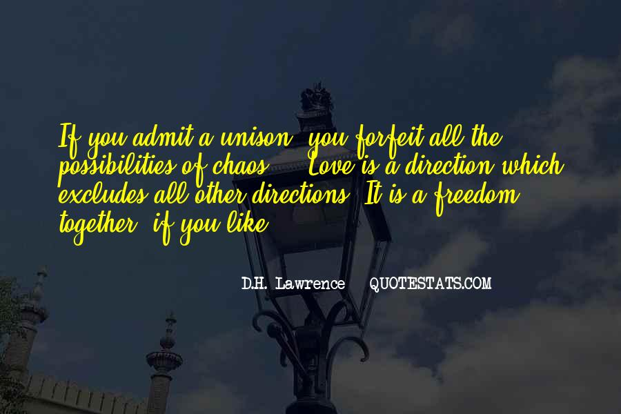 Quotes About Freedom Love #233960