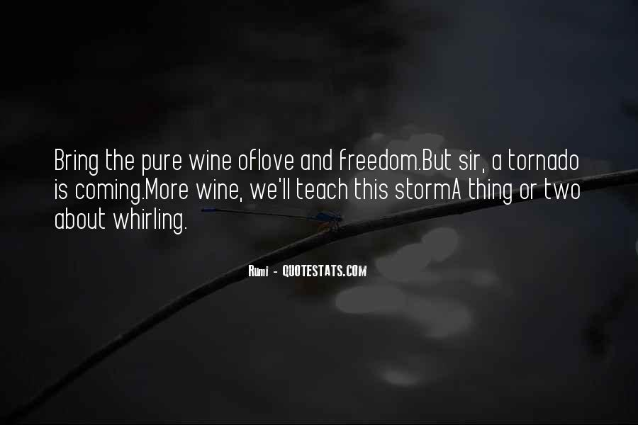 Quotes About Freedom Love #244189