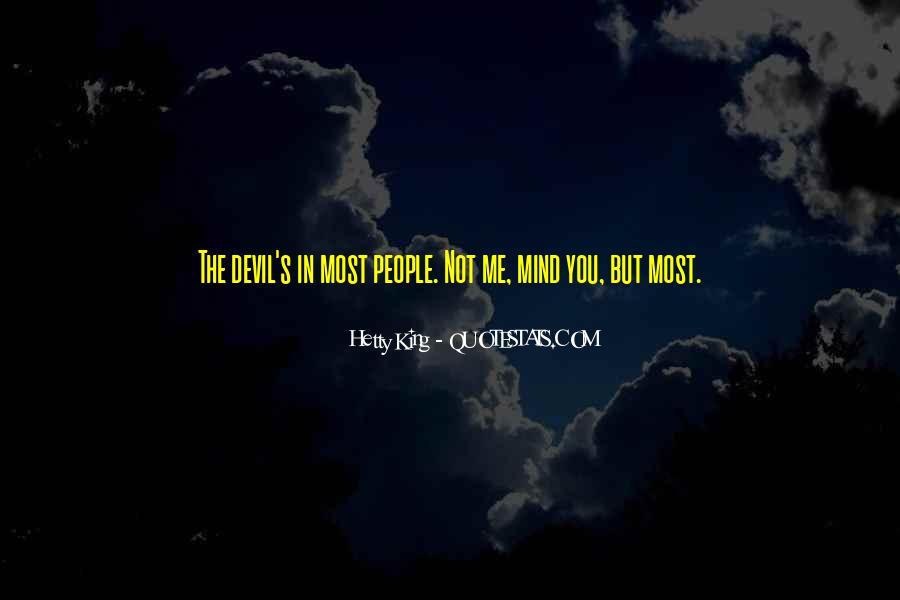Hetty Quotes #1787559