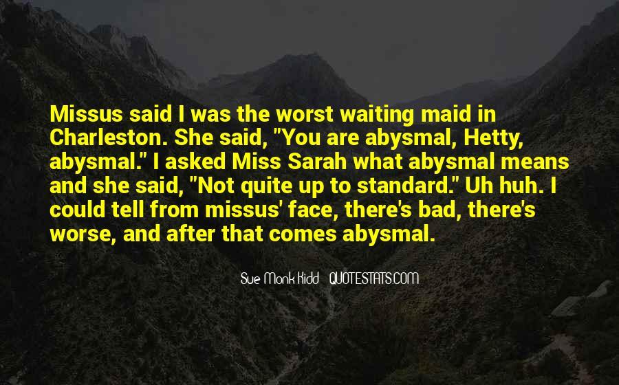 Hetty Quotes #975