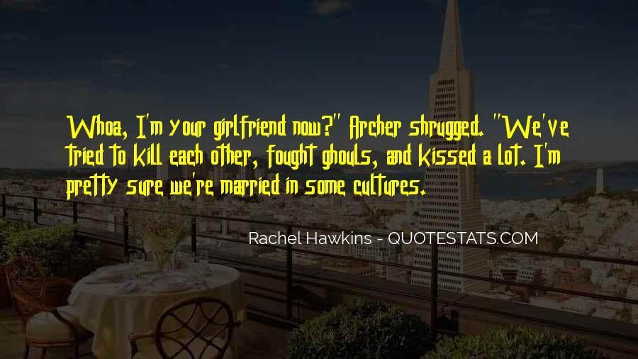 Hex Hall Rachel Hawkins Quotes #1465668