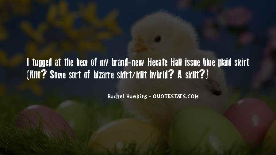 Hex Hall Rachel Hawkins Quotes #1834401