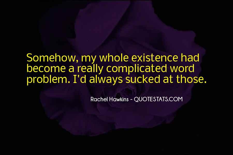 Hex Hall Rachel Hawkins Quotes #83842