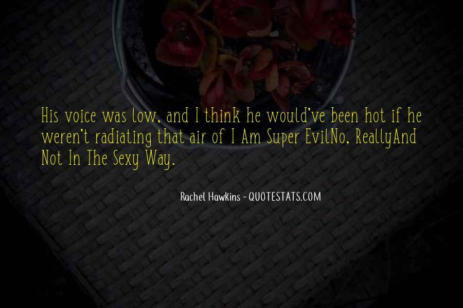 Hex Hall Rachel Hawkins Quotes #876304