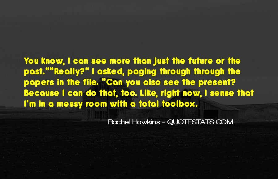 Hex Hall Rachel Hawkins Quotes #972854