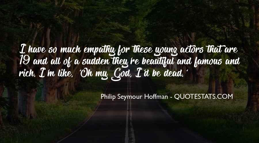 Hhh Famous Quotes #28872