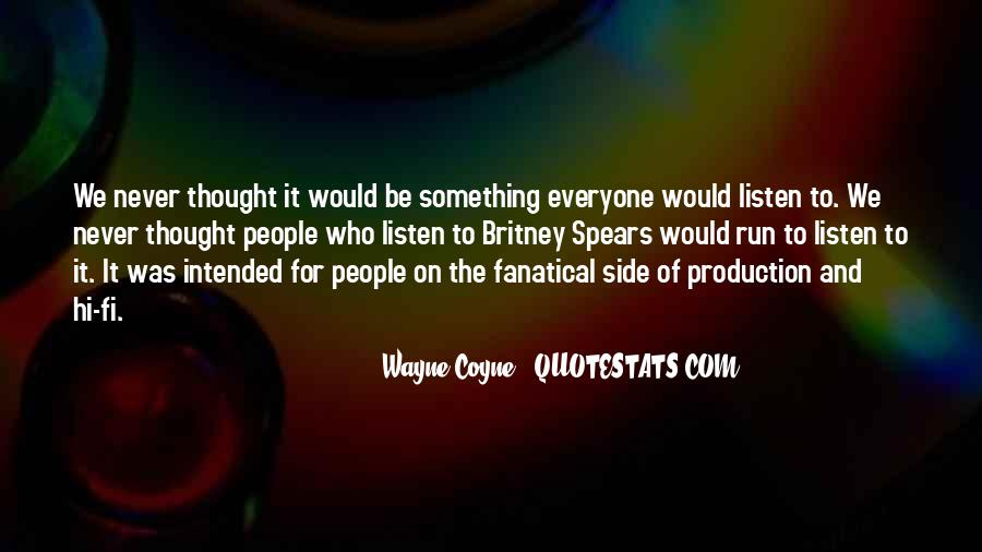 Hi Fi Quotes #1642843