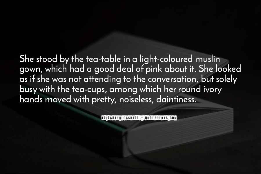 Hi Tea Quotes #13500