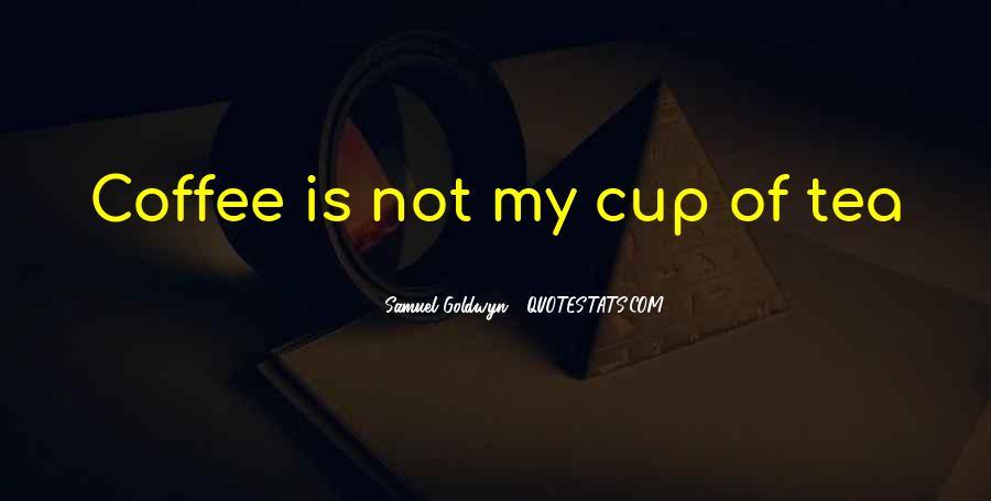 Hi Tea Quotes #27327