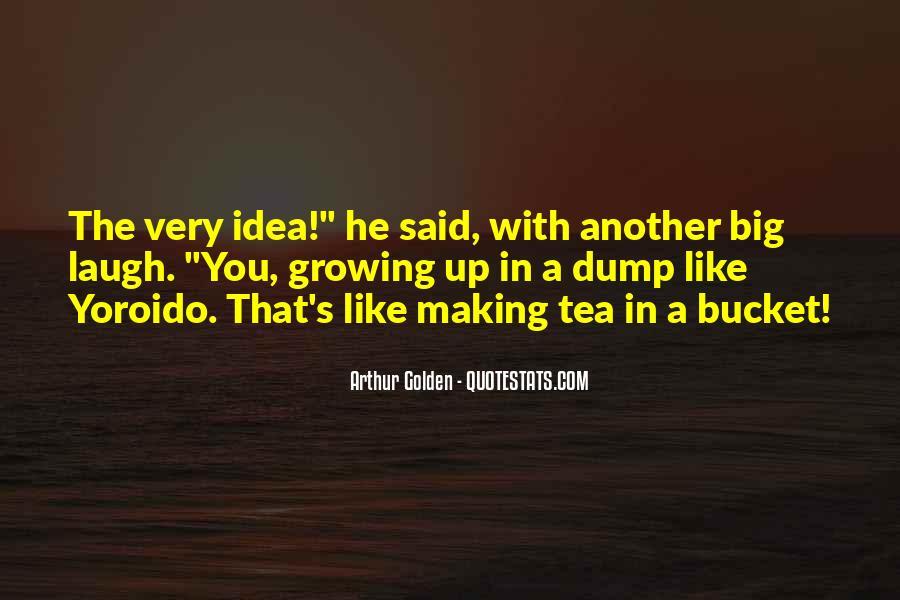 Hi Tea Quotes #8845