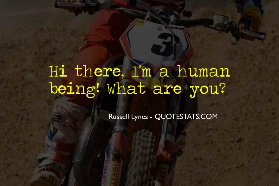Hi There Quotes #1694901