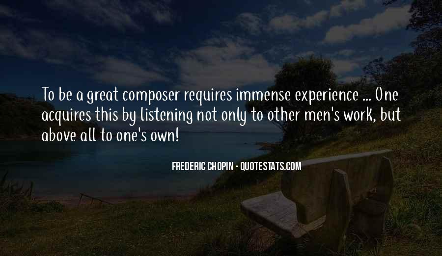 Quotes About Frederic #199440