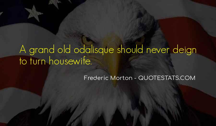 Quotes About Frederic #252433
