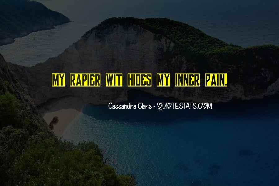 Hides Pain Quotes #53196