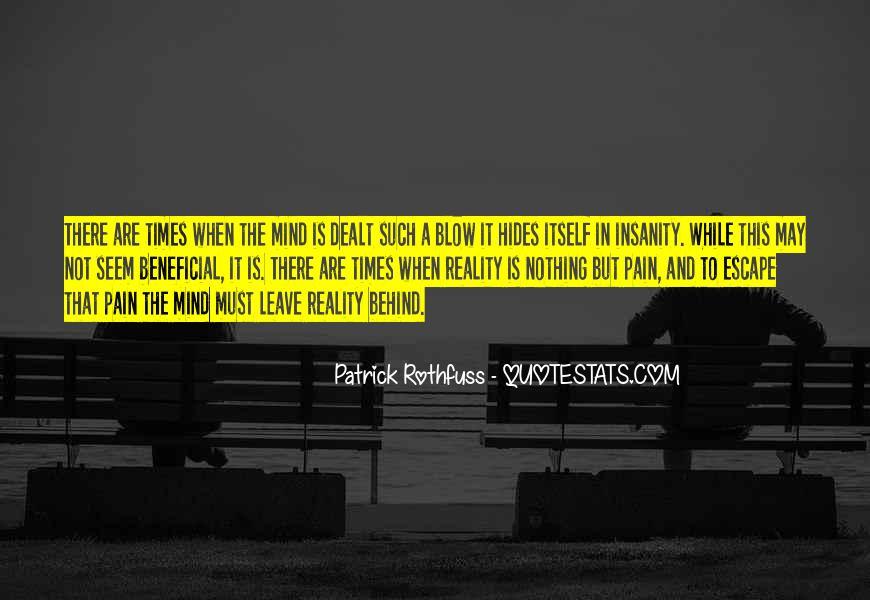 Hides Pain Quotes #707160
