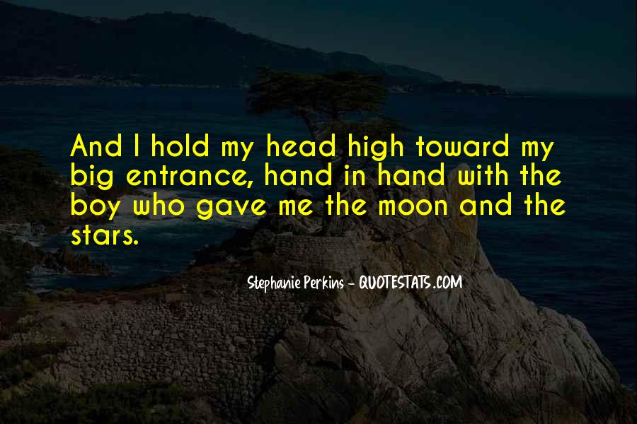 High Head Quotes #641870