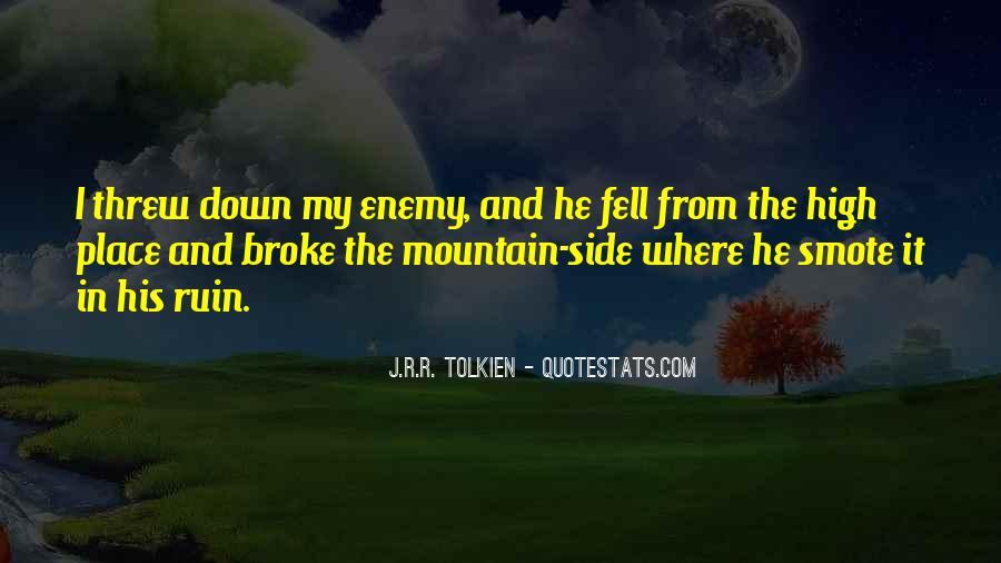 High Mountain Quotes #1003991
