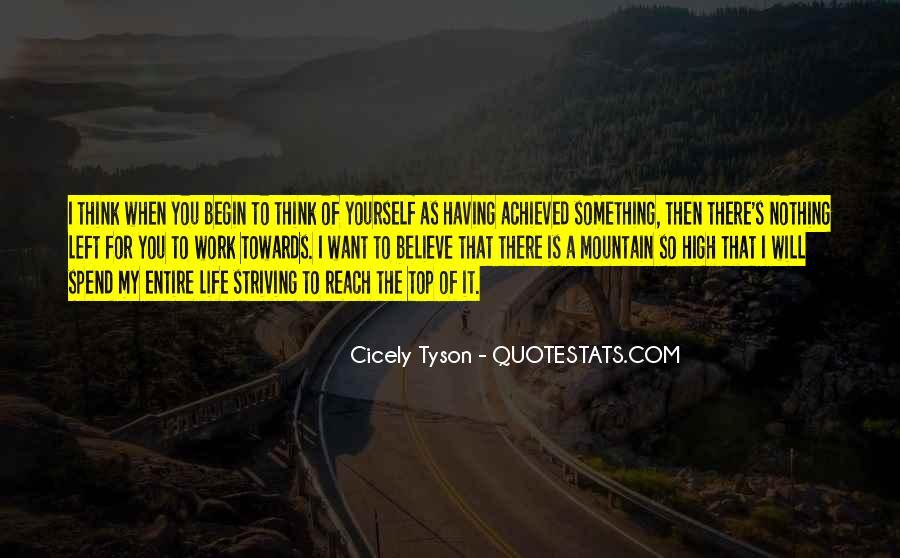 High Mountain Quotes #1017011