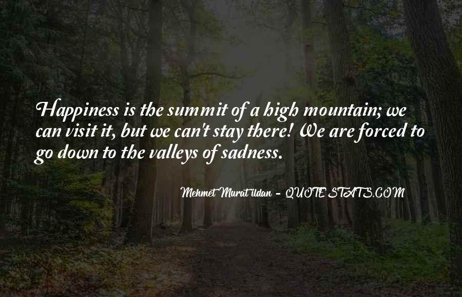 High Mountain Quotes #1220214