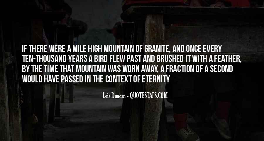 High Mountain Quotes #1248422
