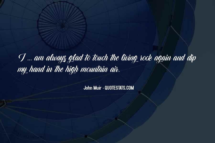 High Mountain Quotes #1307006