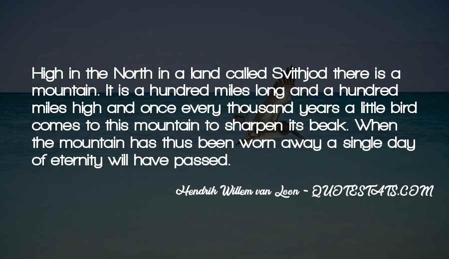 High Mountain Quotes #136728