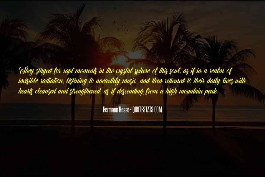 High Mountain Quotes #1406933