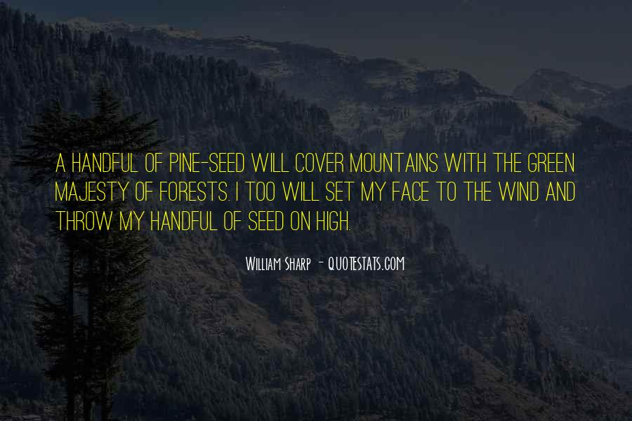 High Mountain Quotes #1447559