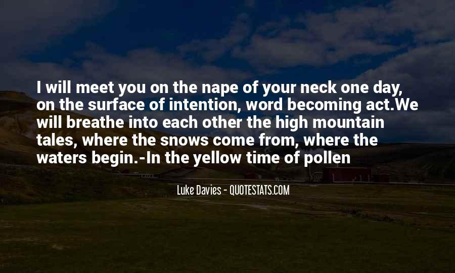 High Mountain Quotes #151434