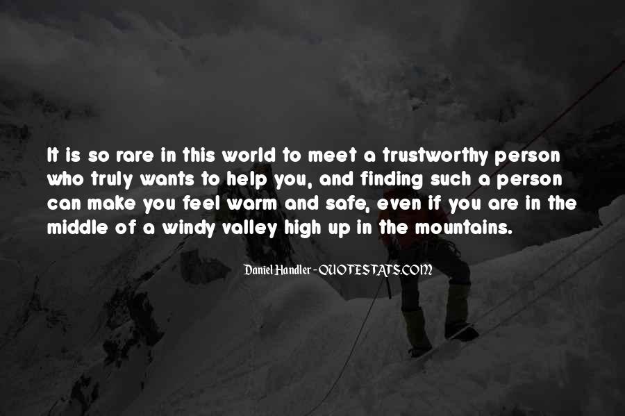 High Mountain Quotes #1540384