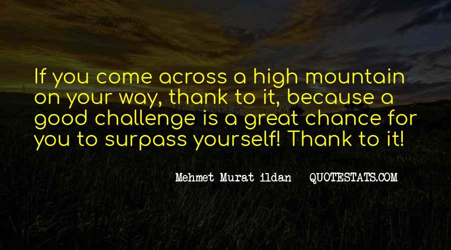 High Mountain Quotes #1547239