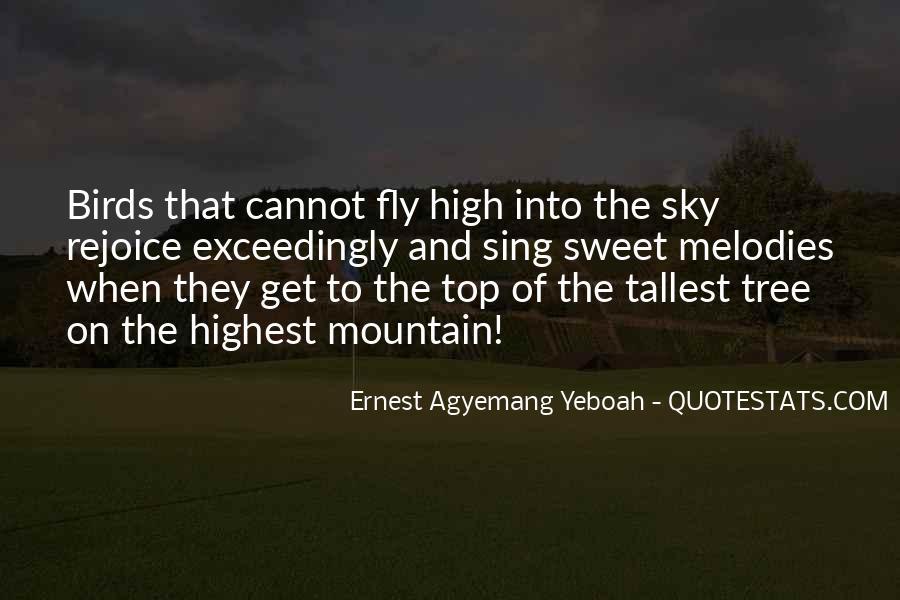 High Mountain Quotes #207134