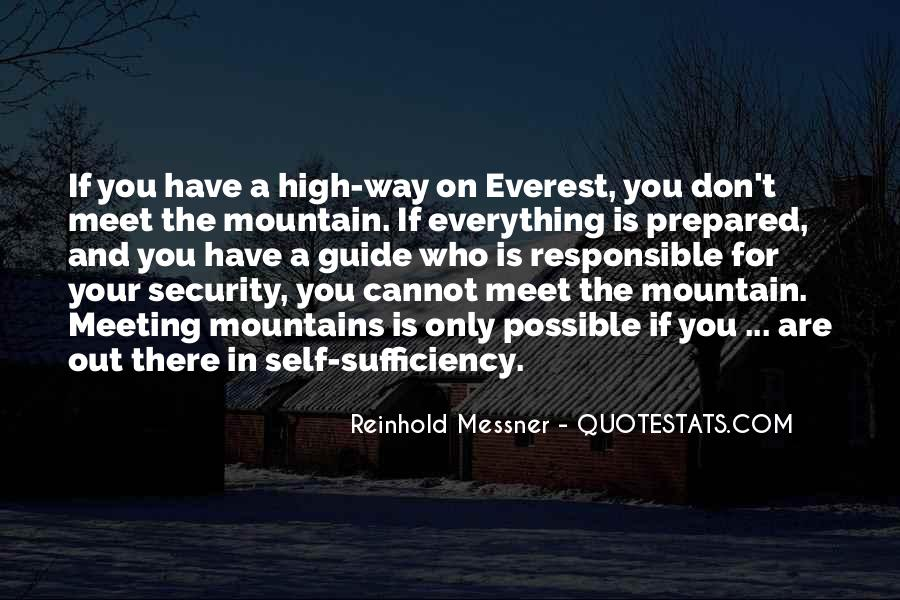 High Mountain Quotes #444162